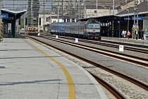 Zmodernizované nádraží v Přerově