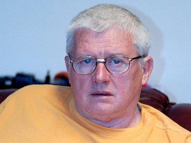 Zdeněk Joukl, předseda Klubu ploutvového plavání Skorpen Přerov.