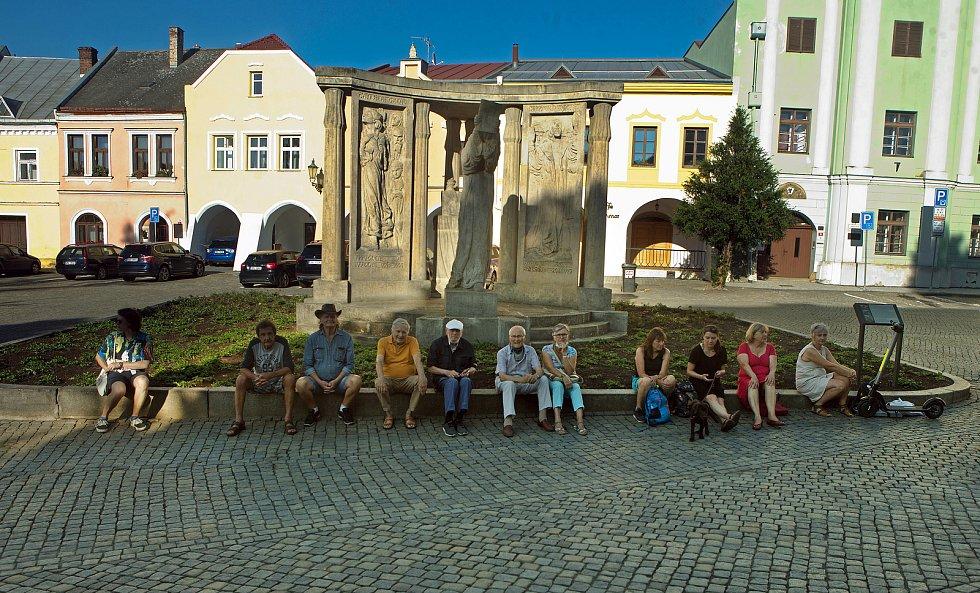 Připomínka okupace 1968 v Přerově, 21.8.2020