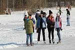 Zimní víkend na Laguně v Přerově