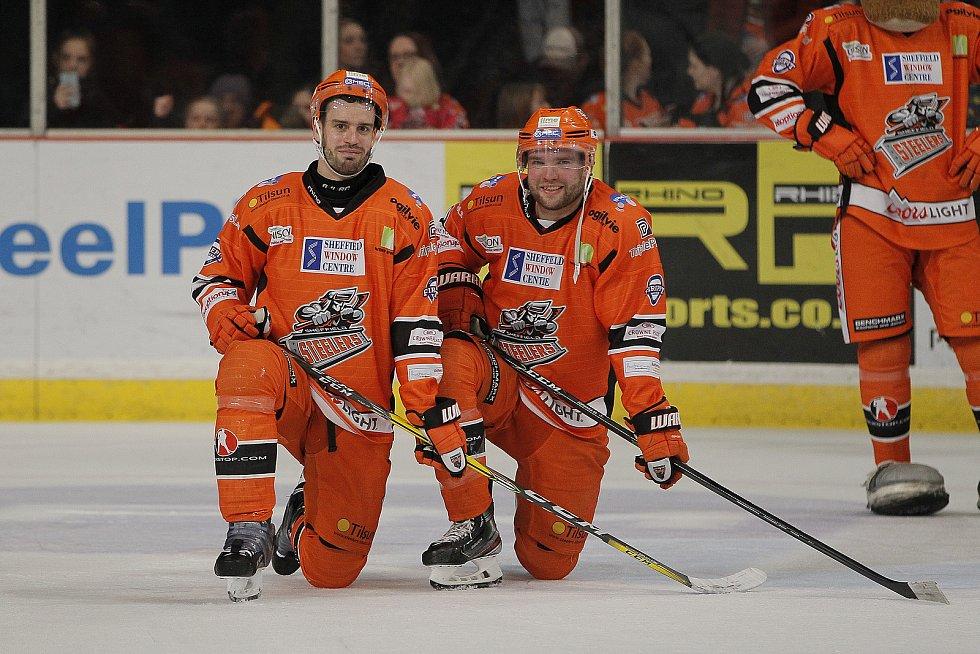 Josef Hrabal (vlevo) a Marek Trončinský.