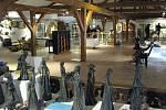 Muzeum Prosenice vzniklo v jednom z největších gruntů na historické návsi v obci