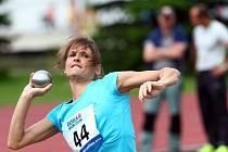 Šárka Klvaňová, atletika SK Přerov