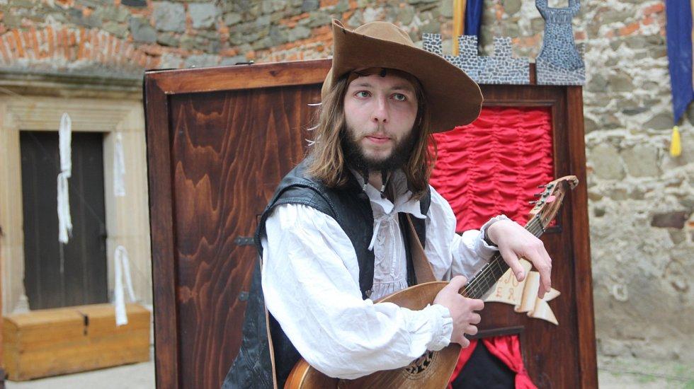 Festival vojenské historie na hradě Helfštýn