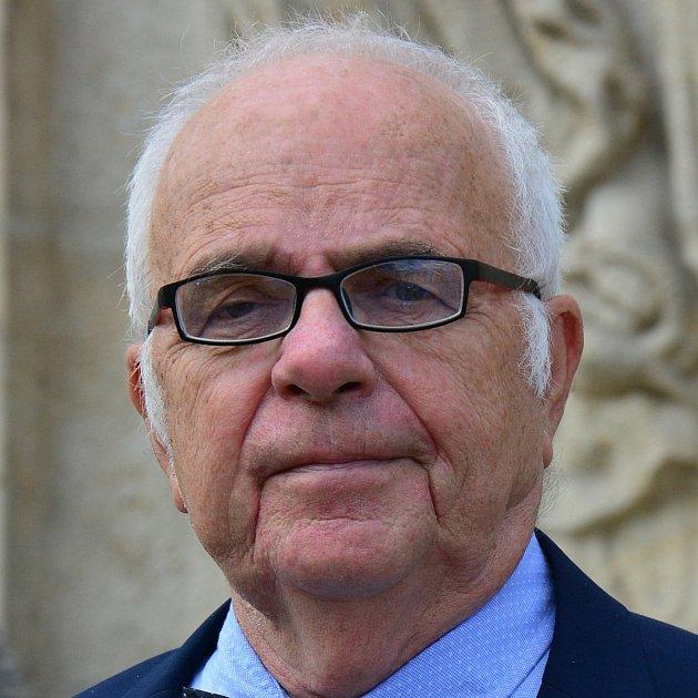 Lídr SPD vPřerově Jiří Kafka