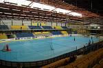 Otevření umělé plochy na přerovském zimním stadionu