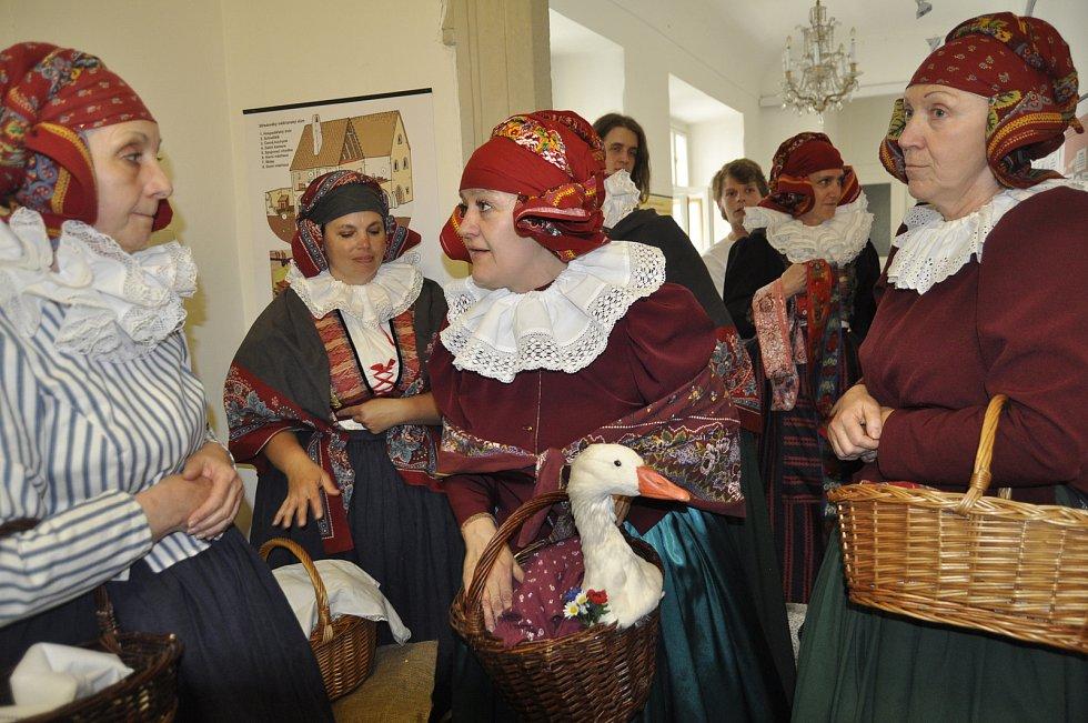 Komentovaná prohlídka v prostorách Muzea Komenského v Přerově