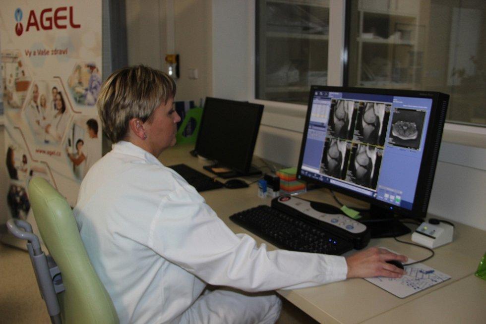 V přerovské nemocnici se v úterý slavnostně otevřel nový pavilon magnetické rezonance.