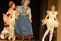 Přerovské amatérské divadlo Dostavník - Maškaráda od Terryho Pratchetta