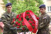 Oslavy 65. výročí konce války v Přerově.