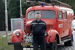 Slavnostní otevření nové stanice profesionálních hasičů v Přerově