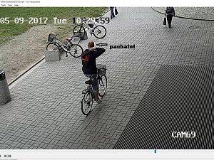 Policie hledá svědky krádeže kola