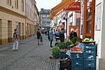 Život v Přerově se postupně vrací do normálních kolejí - pondělí 11. května
