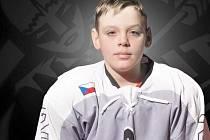ONDŘEJ CUBO. Hranický rodák a odchovanec hokejového Nového Jičína si přivezl stříbrnou medaili z turnaje v kanadském Québecu.