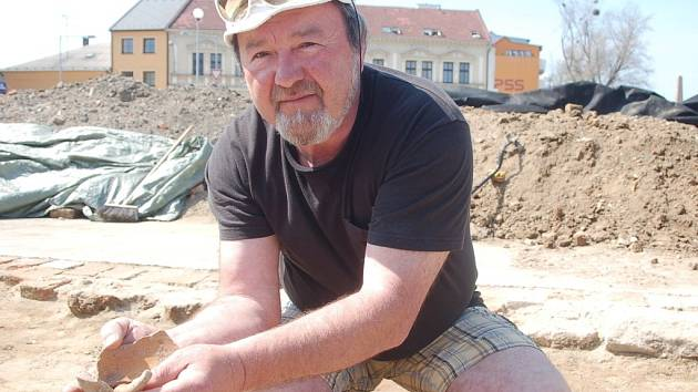 Přerovský badatel Jan Mikulík