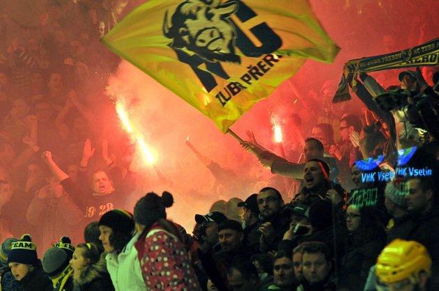 Přerovští Zubři porazili vpátém finále Vsetín a slaví titul