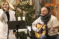 Tříkrálová sbírka začala letos v Přerově netradičně - benefičním on-line koncertem v kostele sv. Vavřince, který se konal v  neděli 3. ledna od 17 hodin.