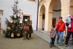 Vánoce na zámku v Tovačově