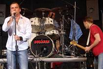 Koncert rockové legendy Pirillo na přerovském náměstí TGM