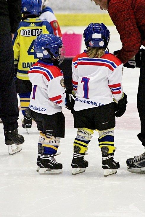 Akce Týden hokeje v Přerově.