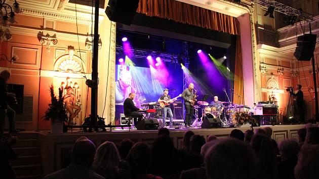 Jazzový festival v Přerově. Ilustrační foto