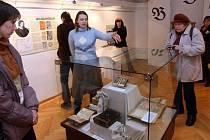 Výstava v přerovském muzeu.