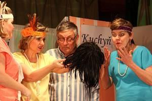Divadelní spolek Tyl. Ilustrační foto