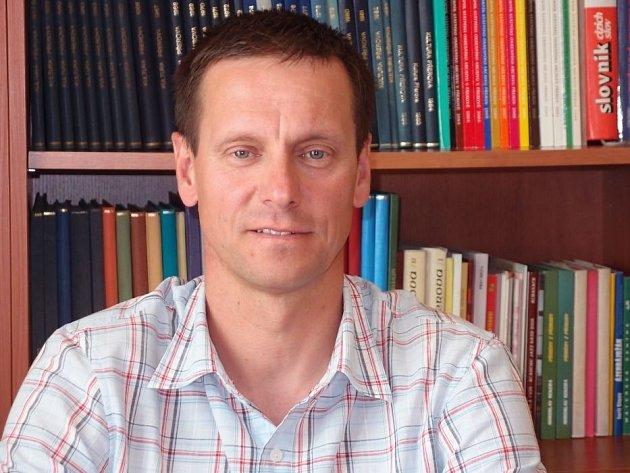 Nový ředitel přerovské ZŠ U Tenisu Tomáš Jelínek