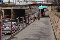Několik let plánuje město cyklopodjezd mezi Přerovem a Předmostím. Teď je už projekt blízko realizaci