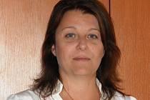 Jiřina Mádrová, starostka obce Stará Ves