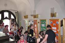 Benefiční koncert v přerovském klubu Teplo