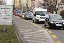 Doprava v Přerově po uzavření Polní ulice