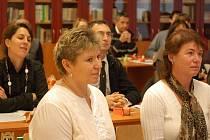 Ředitelé škol z desítky evropských zemí zavítali v pondělí dopoledne na Základní školu v Troubkách nad Bečvou