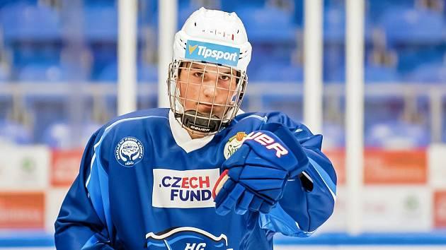 Obránce Komety mezi největšími nadějemi NHL: Je to sen, říká Svozil