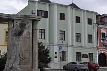 Stávající radnice na náměstí T. G. Masaryka v Přerově