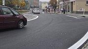Rondely v centru Přerova jsou po opravě už průjezdné