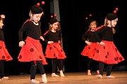 Mateřinky v pohybu v Městském domě v Přerově