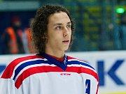 Karel Plášek mladší jako reprezentant do 17 let