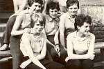 Na fotografii z roku 1963 jsou mladší dorostenky lipnického Basketbalového klubu, zleva v 1. řadě Prokešová, Majvaldová. Ve 2. řadě Tkadlčíková, Mrtvá, Kubálková a ve 3. řadě Rochlová, Popelková, Dostalíková, Ryšková.