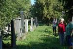 Židovský hřbitov v Přerově
