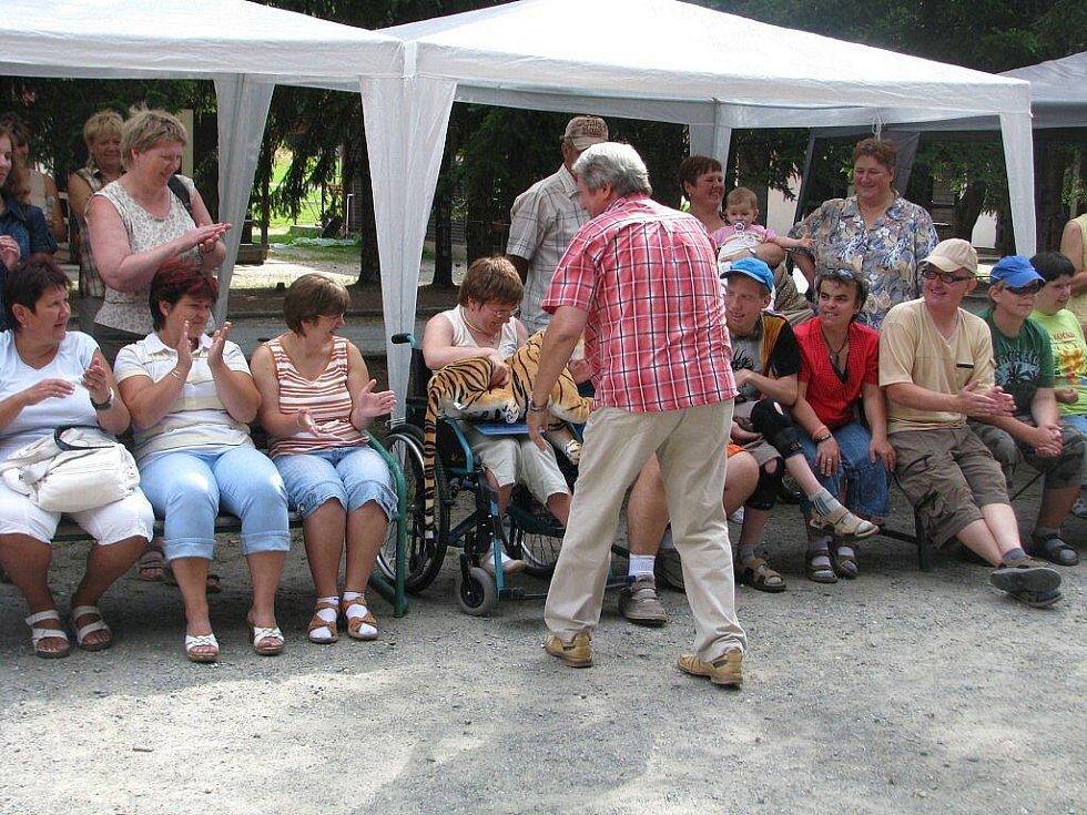 Slavnostní zahájení tábora