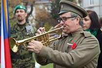 Přerované v pátek 11. listopadu přesně v 11 hodin dopoledne uctili Den válečných veteránů. Akce se konala u památníku Františka Rasche na stejnojmenném náměstí.