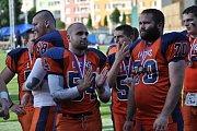 Prague Lions slaví stříbro