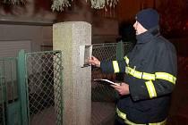 Dobrovolní hasiči z Přerova monitorují domácí chovy ptáků