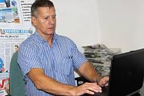 Vladimír Hučín odpovídal on-line