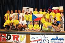 Lipničtí koloběžkáři třinácti medailemi výrazně pomohli české reprezentaci k celkové druhé příčce na MS.
