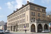 Bývalá armádní budova v Čechově ulici v Přerově