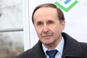 Miroslav Dundálek, ředitel společnosti Vodovody a kanalizace Přerov