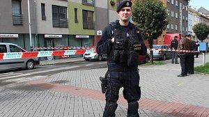 Anonym nahlásil bombu v přerovské bance