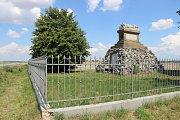 U památníků v Tovačově, které připomínají oběti slavné prusko-rakouské bitvy v roce 1866, se vydali v sobotu nadšenci historie.
